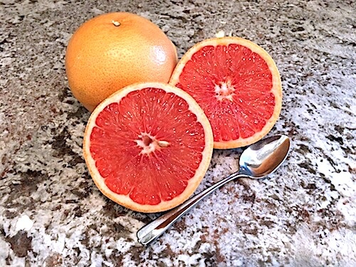 Healthy Grapefruit Recipes